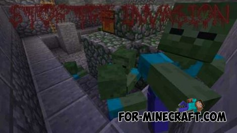 Virus Z map for Minecraft Pocket Edition 0.10.4