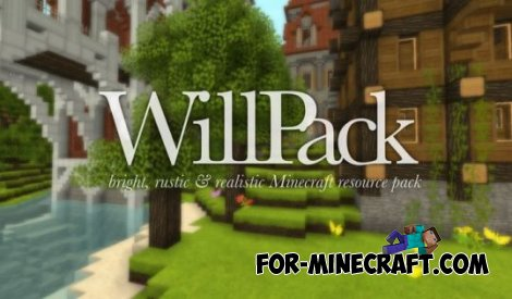 WillPack 32x32 texture for Minecraft Pocket Edition 0.10.4