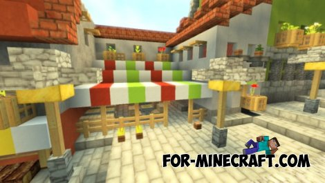 WillPack [32x32] texture for Minecraft Pocket Edition 0.10.4