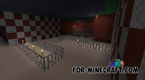 Christmas Roller Coaster for Minecraft Pocket Edition 0.10.4