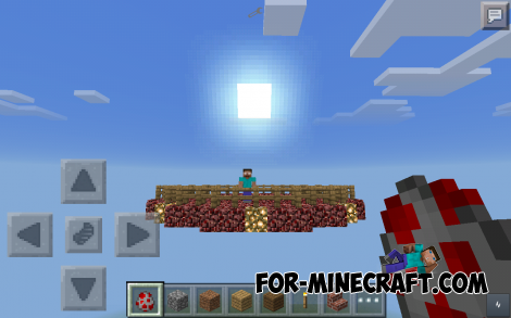 Extreme Herobrine mod 2 for Minecraft PE 0.10.4