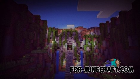 The Temple of Tikal map v2 for Minecraft Pocket Edition 0.10.4