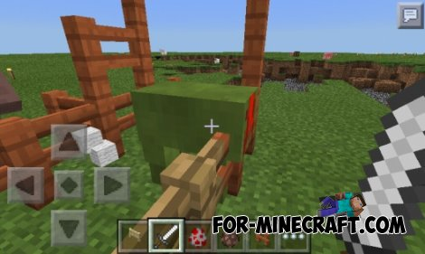 Mo Infected Mod for MCPE 0.10.4