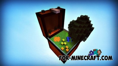 Survival In A Chest map for Minecraft Pocket Edition 0.10.4