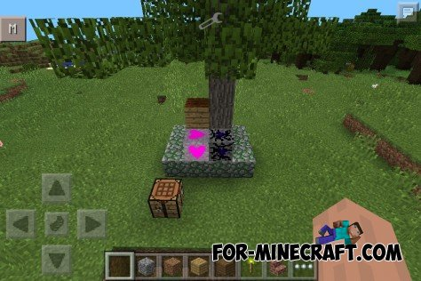 Functions Dreams mod for MCPE 0 10 4