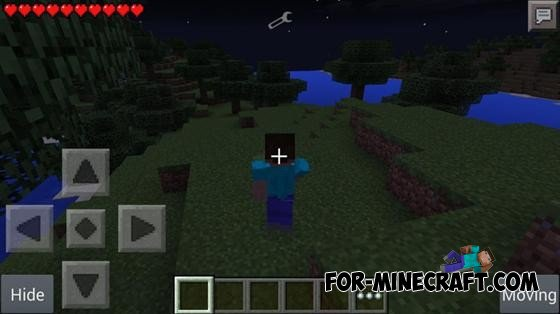 Ghost Mode For Minecraft Pocket Edition 0105