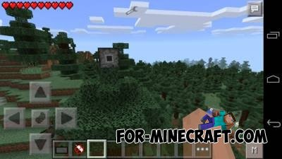 Security Camera mod for MCPE 0.10.5