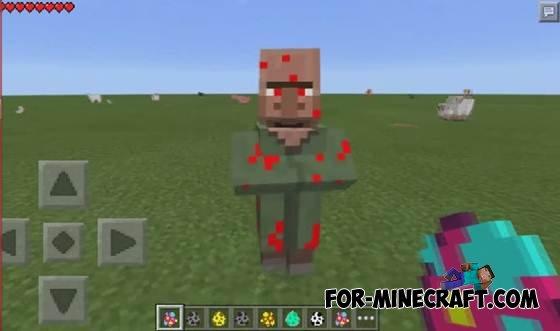 Mo Animals mod for Minecraft Pocket Edition 0.10.5