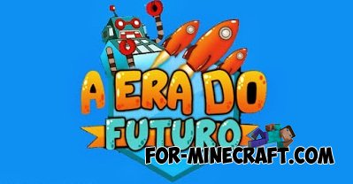 A Era do Futuro mod for MCPE 0.10.5
