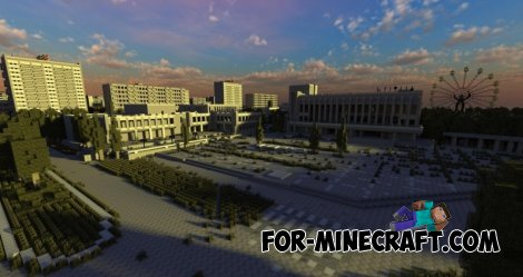 Pripyat for Minecraft Pocket Edition 0.10.5