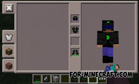 Factorization 3.7 mod for Minecraft Pocket Edition 0.10.5