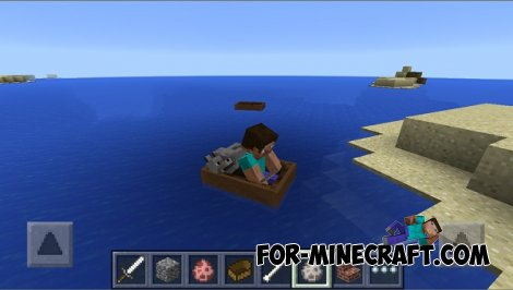 New feature in Minecraft PE 0.11.0