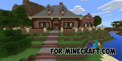 Modern Home PRO for Minecraft PE 0.10.X