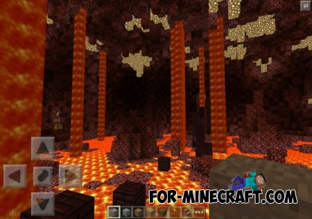 Infernal map for MCPE 0.10.5