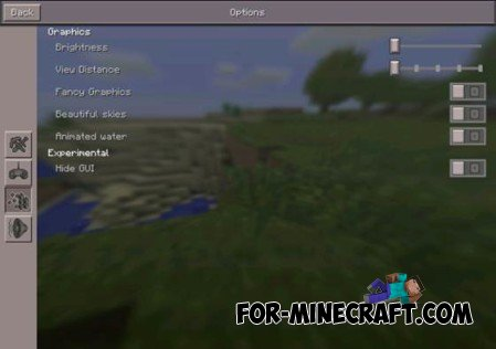 Clear Lag mod for Minecraft Pocket Edition 0.10.5