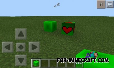 Multi Block mod for Minecraft PE 0.10.5
