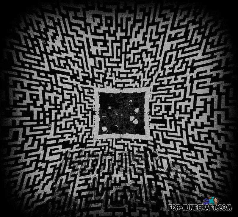 Honest Maze map 1.0 for Minecraft Pocket Edition 0.10.5