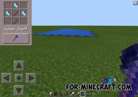 Elemental Witches mod for Minecraft PE 0.10.5