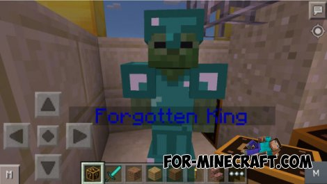 Hextral Block of Fortunes mod for Minecraft PE 0.10.5