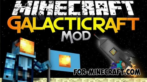 Galactic Mod for Minecraft PE 0.10.5