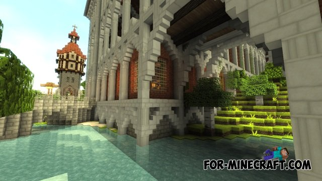 WillPack HD Texture Pack for MCPE 0 10 5 (Android / iOS)