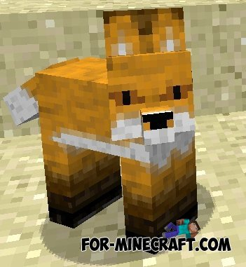 Mo'Creatures mod for Minecraft 1.8
