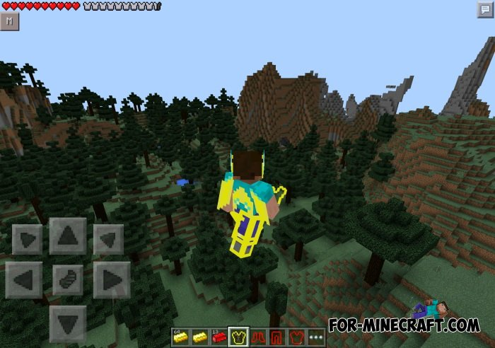 minecraft heaven and hell mod