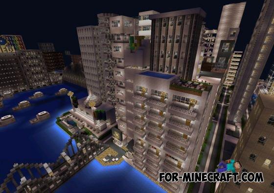 minecraft city seeds for pe