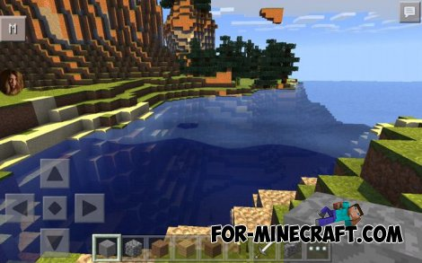 OriginalCraft Texture (+shaders) for Minecraft PE 0.11.0