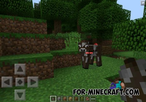 Simple Health Indicators Mod for MCPE 0.10.5