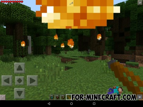 Battlefield Gear Mod for Minecraft PE 0.10.5