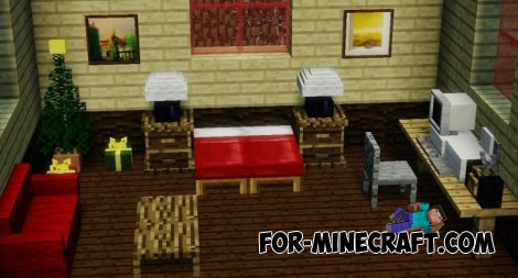 Update MrCrayfish's Furniture mod for MCPE 0.11.0