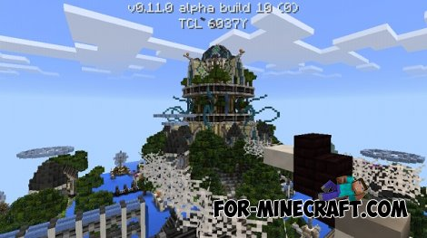 Atlantis - The Lost Empire for Minecraft PE 0.11.0