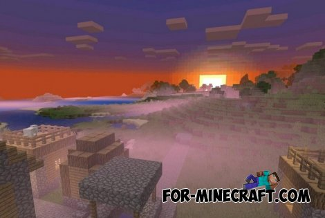 KMPE Shaders 1.5 Water Magic Update! for Minecraft PE