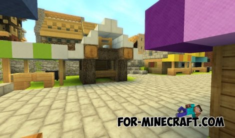 WillPack Texture Pack for Minecraft 1.8.6/1.7.10