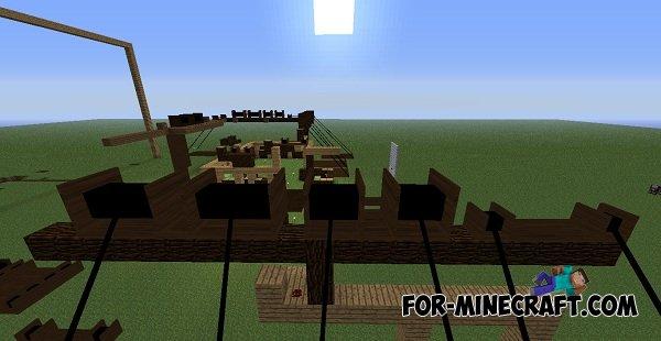 Tall Doors Mod For Minecraft 1 7 10 1 7 2