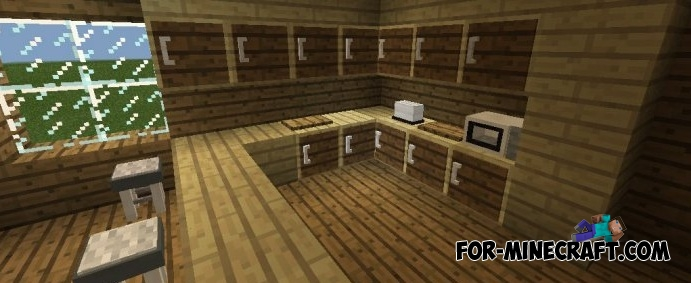 Mrcrayfish S Furniture Mod V6 For Minecraft Pe 0 11 0 13