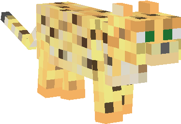 Ocelots Mod For Minecraft Pe 0111 0110