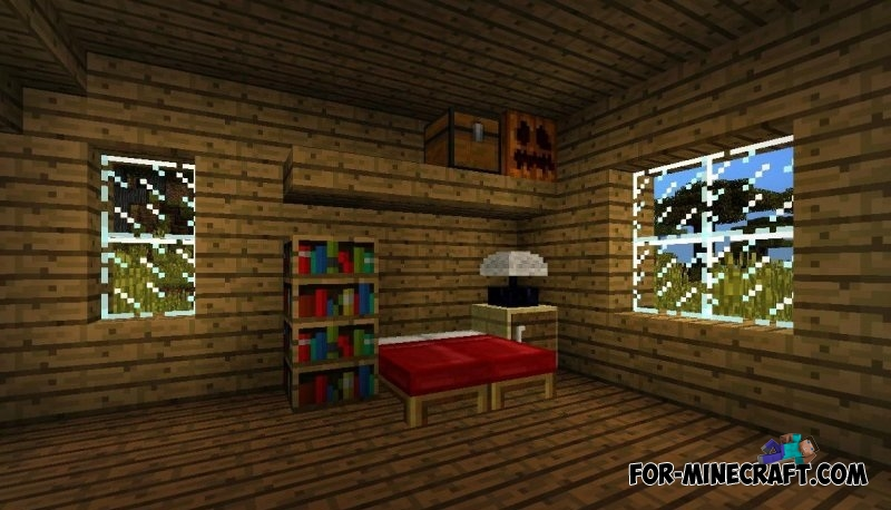 Mrcrayfish S Furniture Mod V6 For Minecraft Pe 0 11 0 13