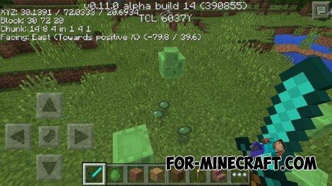 RealPC mod for Minecraft PE 0.11.0