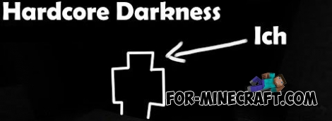 Hardcore Darkness for Minecraft 1.7.10