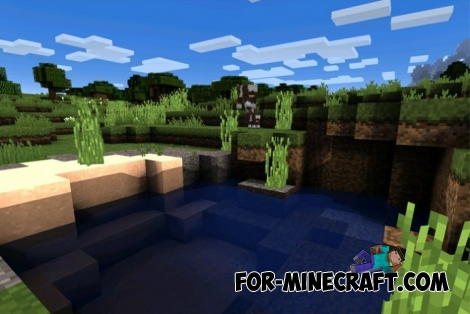 Coterie Craft Shaders for MCPE 0.11.1