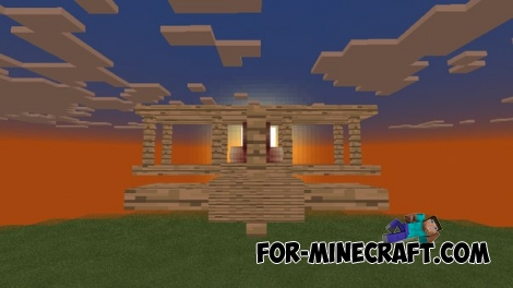Planes mod for Minecraft Pocket Edition 0.11.1
