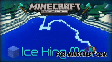 Ice King Mod for Minecraft PE 0.11.1 / 0.11.0