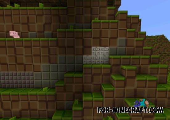 Tiny Pixels Texture 8x8 For Minecraft Pe 0 11 1 0 11 0