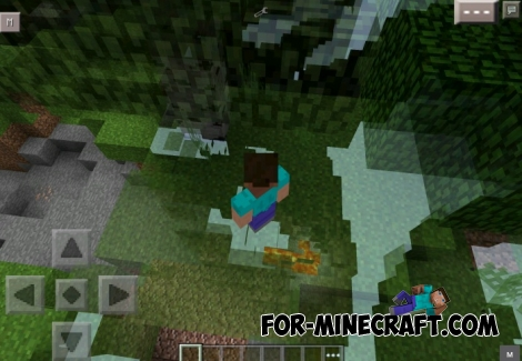 AgameR MoreOptions mod for Minecraft PE 0.11.X / 0.12.1