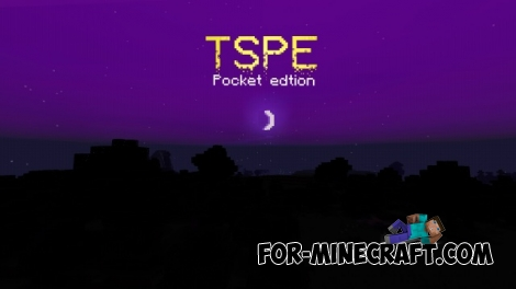 TSPE shaders for Minecraft PE 0.11