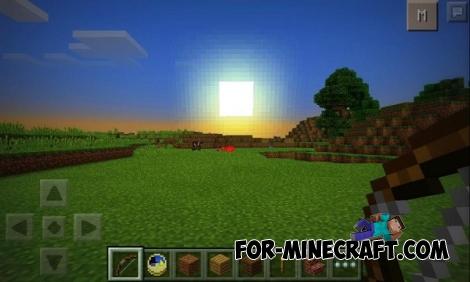 Bow Aimbot hack for Minecraft PE 0.11.1 / 0.11.0