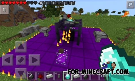 ThaumCraft mod for Minecraft PE 0.11.1 / 0.11.0