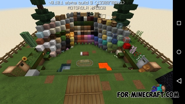minecraft pe free download 0.12.1